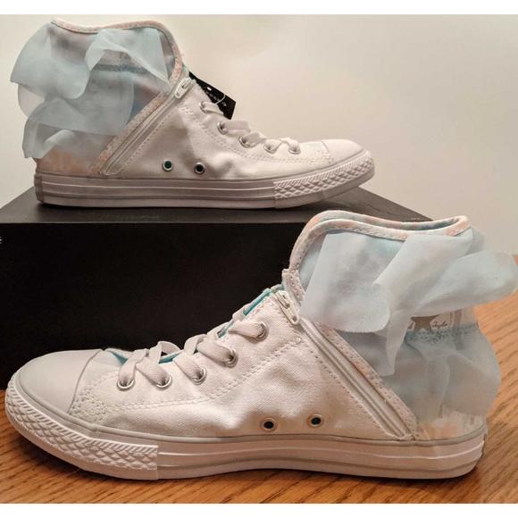 6 9// NWB Converse Infant Girls CT Party Hi Top Shoes// Sizes: 5 8 7